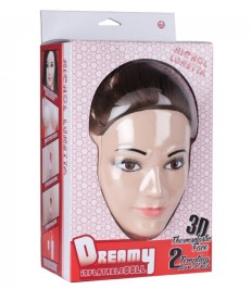 Dreamy Nichol Lunetta 3D Face Love Doll - Shop-Naughty.co.uk