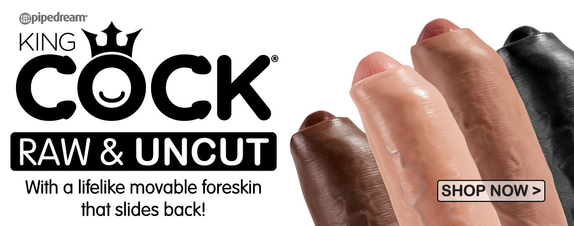 King Cock Dildos @ Shop-Naughty.co.uk