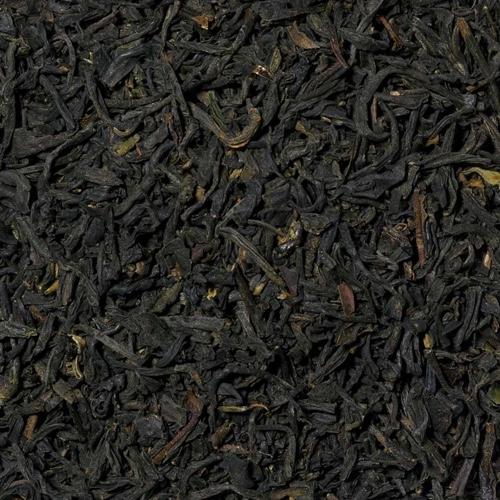 China Keemun Tee aus dem Südosten Chinas, der vor allem für die Herstellung von feinem Schwarztee berühmt ist.