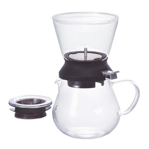 Teefilter Maschine von HARIO in Glas