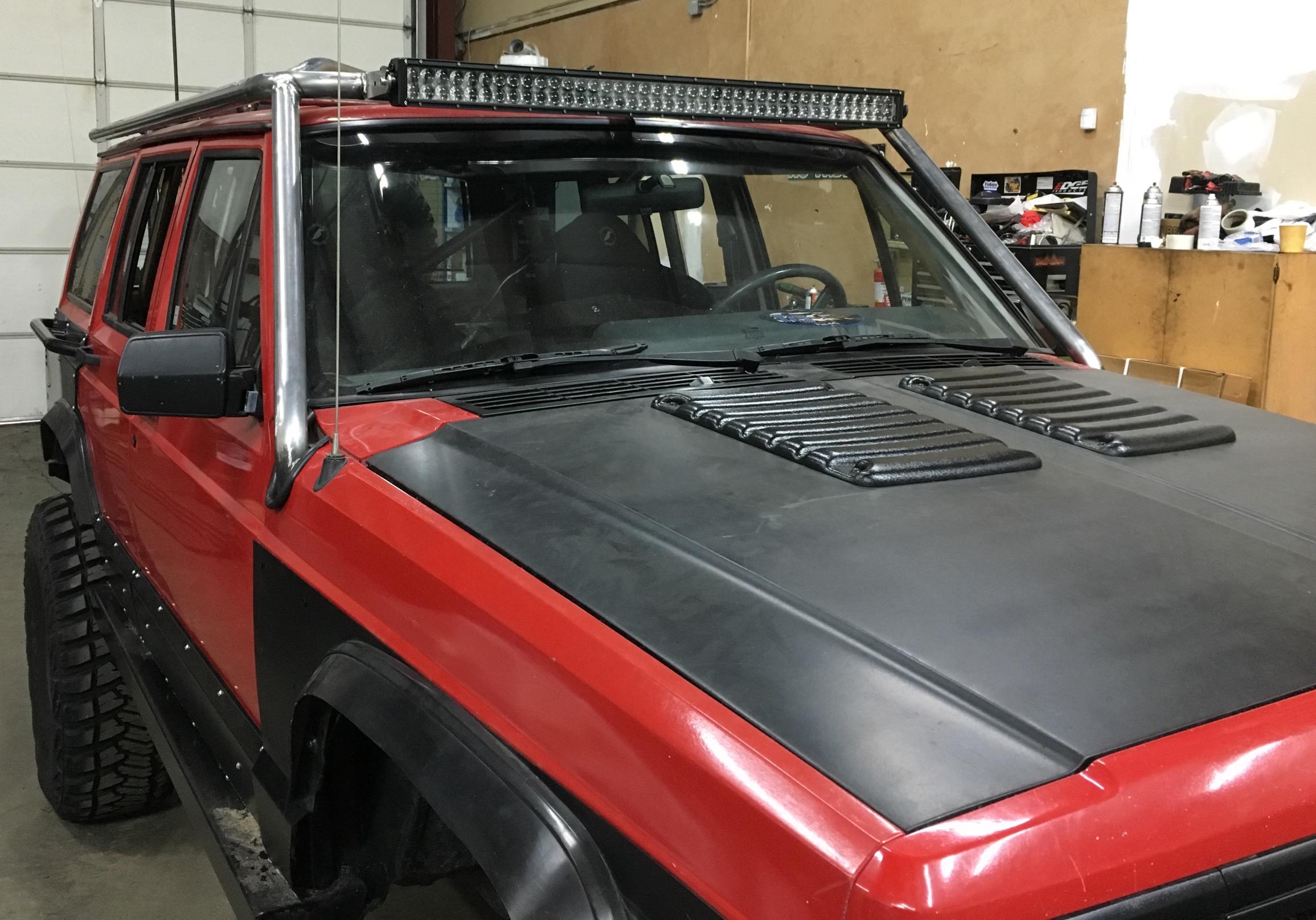 Rhino Suzuki Cage Samurai