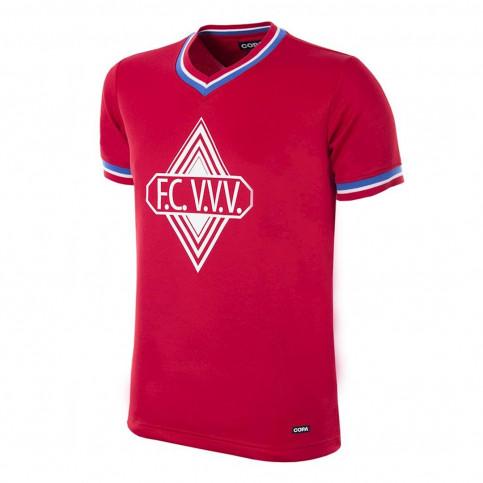 fc vvv 1978 79 retro football shirt
