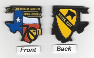 1st Cavalry Division Annual Reunion Items
