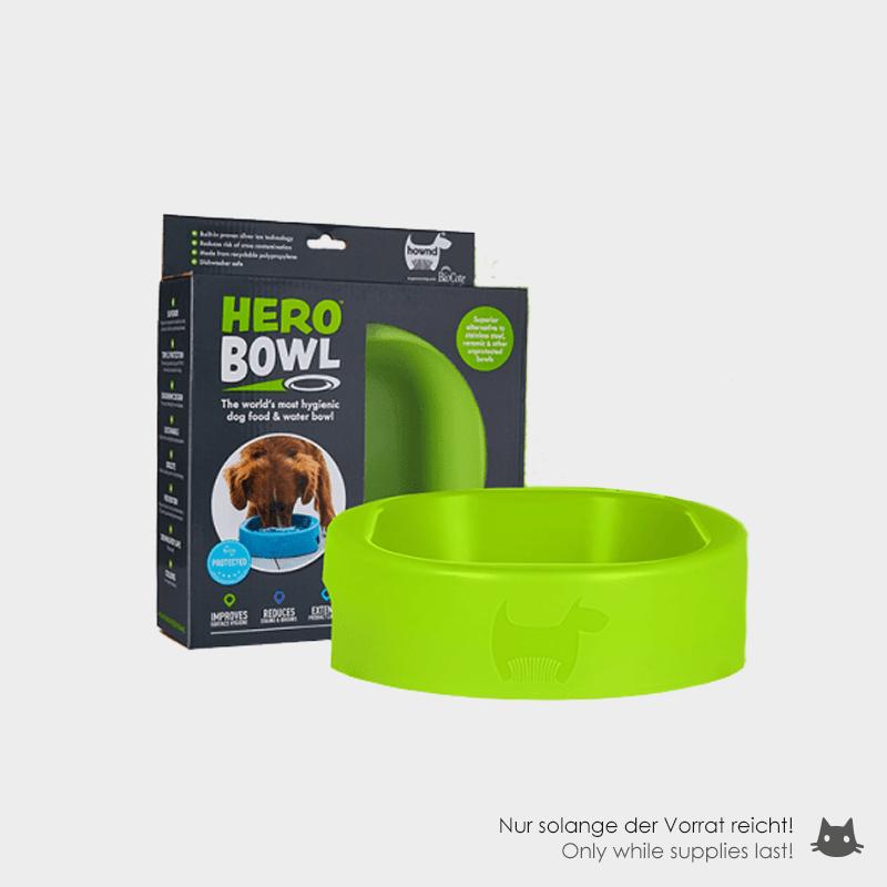 Hellgrüne HERO Bowl von HOWND