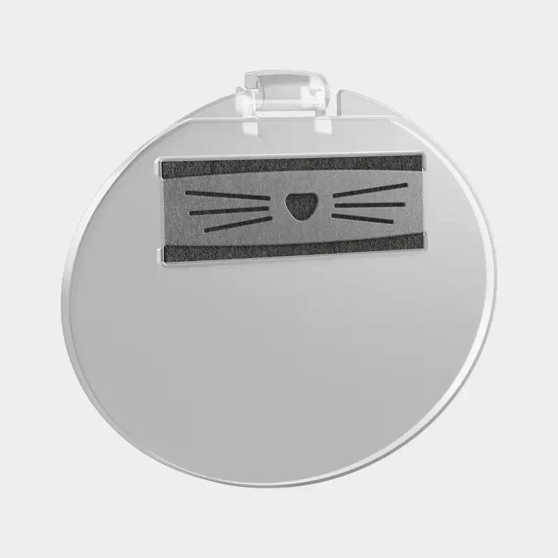Rotho MyPet Bella Katzenklappe - in der Variante transparent einzeln