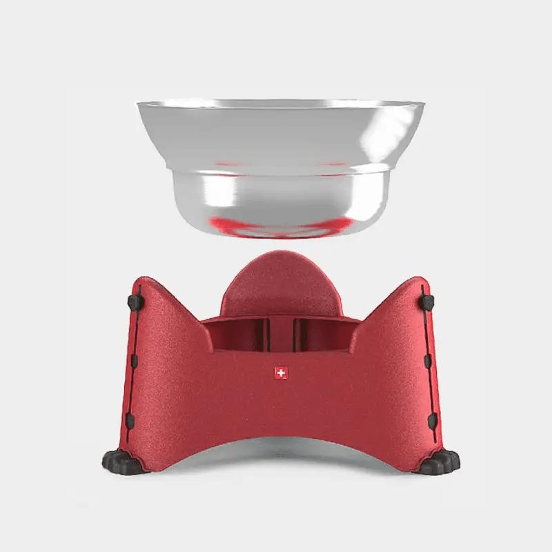 Rotho MyPet Sammy 2,5 l Variante Rot