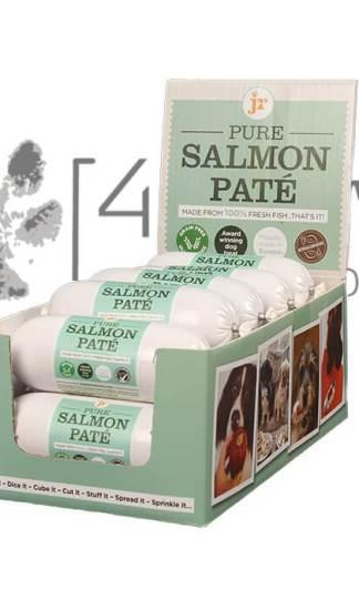 pure paté laks salmon 400g