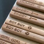 Personalised Wooden Chopsticks