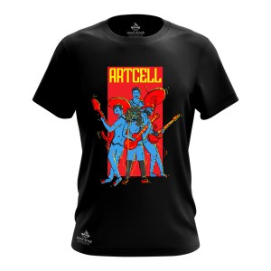 আর্টসেল - ARTCELL Band Tee