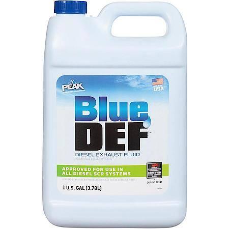 diesel exhaust fluid 1 gallon