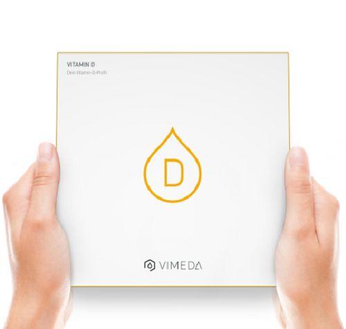 Vitamin D Selbsttest / Bluttest von Vimeda