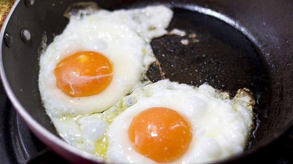 Lebensmittel Nr. 1: Eier