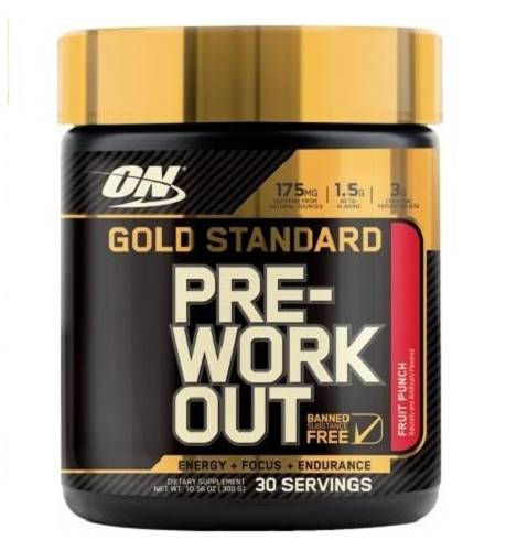 Gold Standard Pre-Workout - 330 g - Optimum Nutrition
