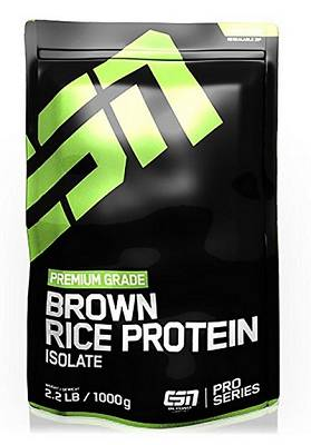 Reisprotein (Brown Rice Protein Isolate) - 1000g (1,0kg) - ESN