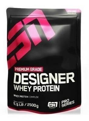 Designer Whey Protein - 2500g (2,5kg) - ESN