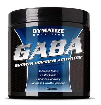 GABA Pulver - 111 g - Dymatize