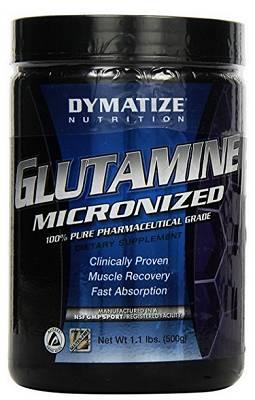 Micronized Glutamine - 500g - Dymatize