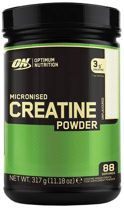 Micronized Creatine Powder - 317g - Optimum Nutrition