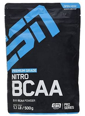 Nitro BCAA - 500g - ESN