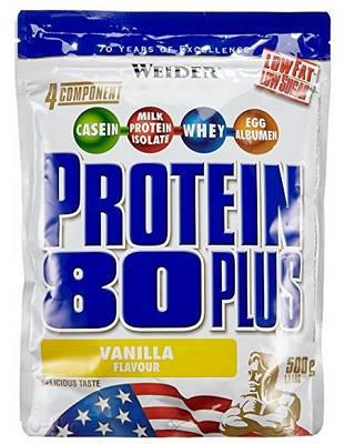 Protein 80 Plus - 500g - Weider