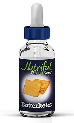 Flavour Drops - 30 ml - Nutriful