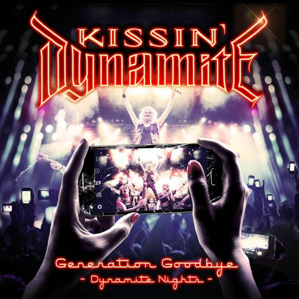 KISSIN' DYNAMITE - Generation Goodbye - Dynamite Nights	- DVD/2-CD Digipak