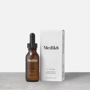 Medik8 C-Tetra αντιγήρανση βιταμίνη C δυσχρωμίες καλλυντικά ορός