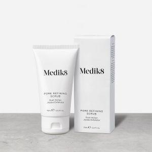 Medik8 Pore Refining Scrub απολέπιση ενυδάτωση καλλυντικά