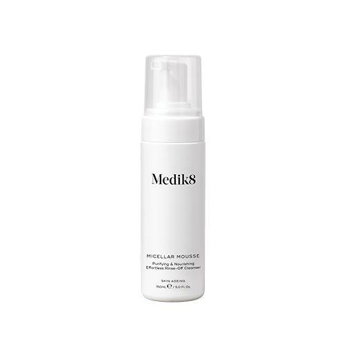 Medik8 Micellar Mousse αφρός καθαριστικό καλλυντικά