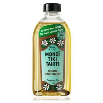 I Love-Monoi Tiki Tahiti Coco Coconut SPF3 60ml