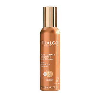 Thalgo-SPF6 Satin Tanning Oil