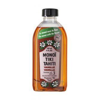 I Love-Monoi Tiki Tahiti Vanilla SPF3 60ml