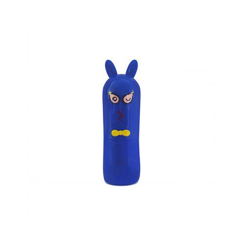 Inuwet Bunny Lip Balm Kiwi Super Hero Blue Flash Boy χείλη κραγιόν