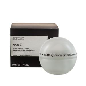 Beauty spa source of light pearl-c αντιγήρανση κηλίδες πανάδες λεύκανση αντιγήρανση