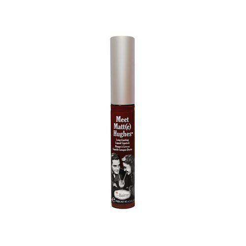 The Balm Hughes Adoring liquid lipstick υγρό κραγιόν