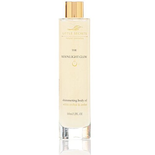 Little Secrets Moonlight Glow Shimmering Body Oil λάδι σώματος