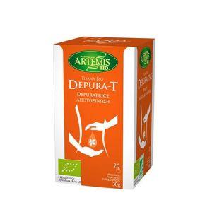 Artemis Bio Μείγμα Βοτάνων για Αποτοξίνωση τσάι