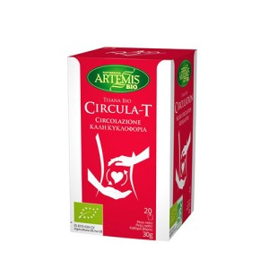 Artemis Bio Μείγμα Βοτάνων για Καλή Κυκλοφορία τσάι κυκλοφορικό αιμορροΐδες φλεβίτιδες