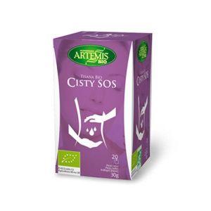 Artemis Bio Μείγμα Βοτάνων Γυναικείο για Κυστίτιδα τσάι