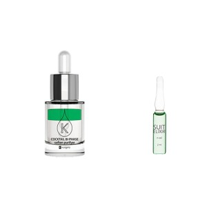K-Surgery Bi-Phase Purifyer Combo Pack ακμή
