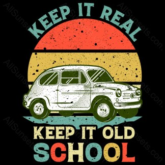 Keep It Real Keep It Old School AllSunsets Preview