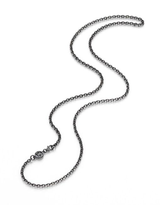 Kette AE- schmal-silber