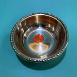 Prasadam plate small