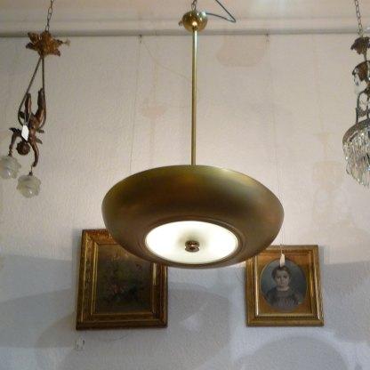 Lampe Bronze Bauhaus