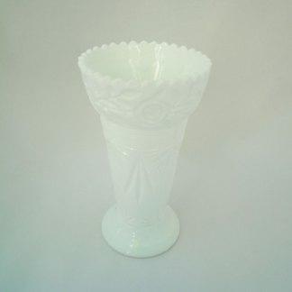 Vase Opalglas Jugendstil