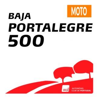 Baja Portalegre 500 - Moto