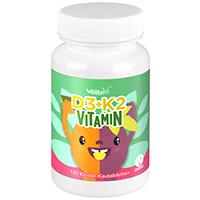 Vitamin D3 K2 Kinder Kautabletten Vegan Apotal De Ihre Versandapotheke