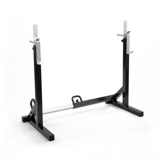 barbell stand and squat rack adjustable