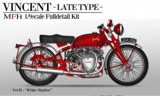 Motorcycle Kit K622 Vincent White