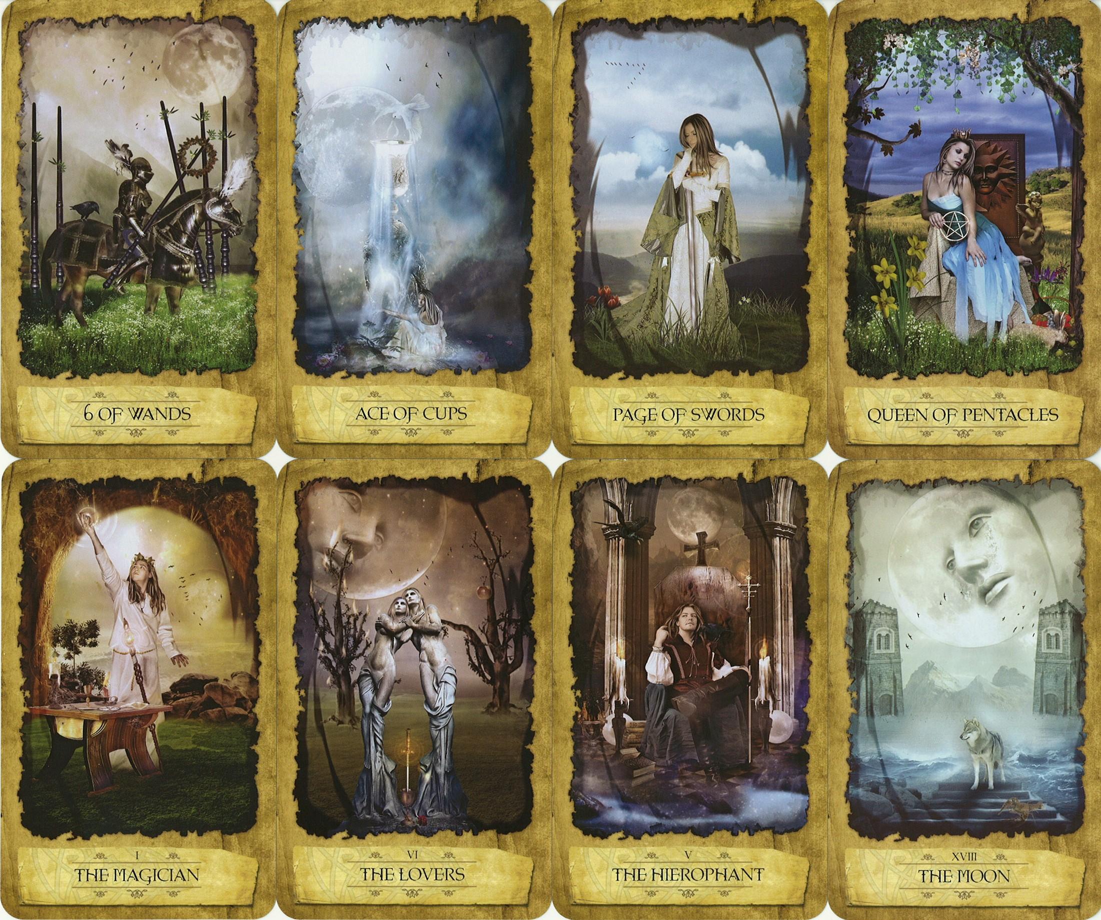 Mystic Dreamer Tarot Avalon Store